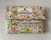 Etui tablette en coton molletonné LONDON