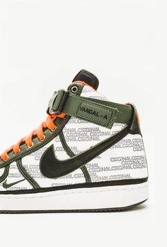 hot sale online 3ac89 9c759 Vandal-A x Nike Vandal Mid