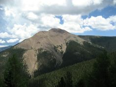 Baldy Mountain Philmont Scout Ranch Cimarron NM #landscape #baldy #mountain #philmont #scout #ranch #cimarron #photography