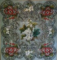 Gallery.ru / Фото #1 - 75 - kento Blackwork, Stitch 2, Needlepoint, Cross Stitch Patterns, Needlework, Tapestry, Embroidery, Wool, Antiques