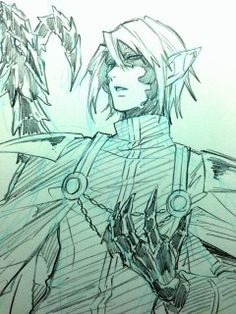 This is awesome. Alciel from The Devil is a Part-Timer by Yana Toboso (author of Black Butler)