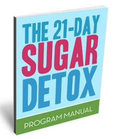 Doing a sugar detox helped me to overcome many of my food obsessions and achieve fast weight loss. Highly recommended for losing weight and getting healthier :)