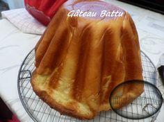 Gâteau Battu ( au Thermomix )