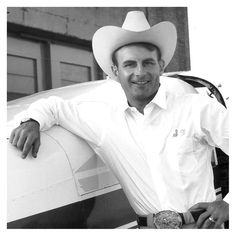 Marty Wood Saddle Bronc Riding Inducted 1991 Prca