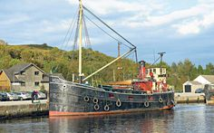 Sam Llewellyn explores Scotland's West Coast and islands in a restored Clyde   Puffer steamship