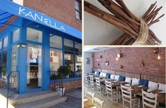Loved this Greek Restaurant, they cook with interesting ingredients and the dishes are not your usual Greek fare.