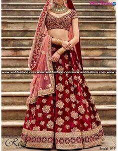 Latest Bridal Lehenga Designs by Sabyasachi - Fashion Foody Indian Bridal Outfits, Indian Bridal Lehenga, Indian Bridal Wear, Indian Dresses, Sabyasachi Lehenga Bridal, Bridal Lenghas, Lehenga Choli Wedding, Lehenga Wedding Bridal, Indian Wedding Dresses