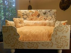 Designed and made for Quad Lunceford on by SweetDreamsPetBeds
