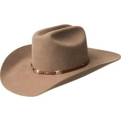 77e535db948 Bailey Western s cattleman crowned Jericho Cowboy Hat is nice enough for  the rodeo or a night