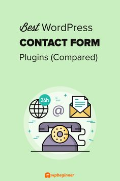Looking for the best WordPress contact form plugin? We have compared the 5 most popular contact form plugins for WordPress with their pros and cons. Wordpress Help, Wordpress Plugins, Digital Marketing Strategist, Email Marketing, Contact Form, Good Tutorials, Marketing Techniques, Learn To Code, Messages