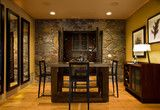 Talon's Crest - contemporary - dining room - salt lake city - Phillips Development