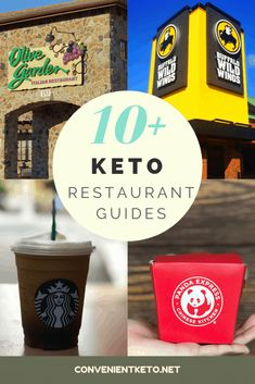 172 Best Low Carb Keto Restaurant Guides Images In 2019