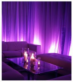 The Chic Event Studio: Wedding Reception Lounge Spaces