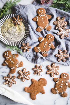 4da9e1dd0fb9fc Vegan Orange Gingerbread Cookies