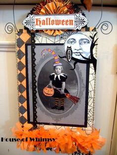 House of Whimsy: Halloween Crafts