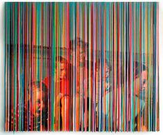 Increíbles serie de fotografías con gotas por Markus Linnenbrink