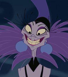 Secretly Stylish Disney Character: Yzma   The Emperor's New Groove   [ https://style.disney.com/fashion/2016/04/17/secretly-stylish-character-yzma/ ]