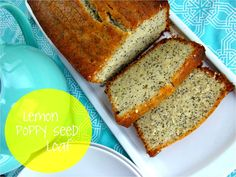 Family Feedbag: Lemon poppy seed loaf