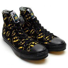 CONVERSE ALLSTAR BM HI BATMAN & JOKER #sneaker