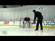 "Carey Price demonstrates the ""Dead Arm One Knee Down"" Hockey Drills, Soccer Goalie, Hockey Players, Goalie Quotes, Hockey Quotes, Goalie Pads, Hockey Room, Hockey Training, Hockey World"