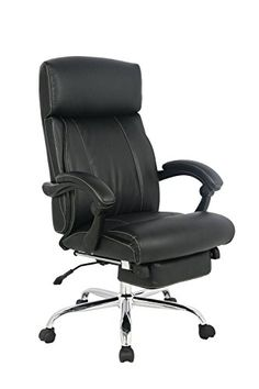 VIVA OFFICE Reclining Office Chair High Back Bonded Leather Chair with Footrest Viva08501 ** Learn more by visiting the image link.Note:It is affiliate link to Amazon.