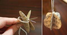 Creative DIY Christmas decorative item