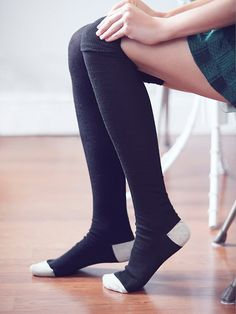 Free People Greenwich Thigh Hi, $14.00