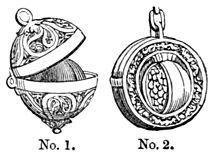 En origen pomme d´ambre hacía referencia a la bola de olor misma, más tarde también comenzó a llamarse así al objeto que la contenía. No hay datos certeros sobre el momento en que los pomos de olor llegaron a Europa desde la cultura árabe aunque los materiales típicos de que estaban compuestos –ámbar gris, almizcle- sí se conocían, pero se toma como referencia una cita de la escribanía del Emperador Barbarroja en 1174 en la que se describe un pomo de olor con pepita de ámbar gris en su…