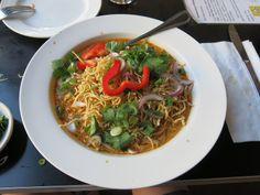 ... mohinga and ohn no khao swe chicken noodle soup ohn no ohn no khao swe