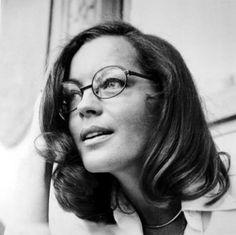 Helga Kneidel-Romy Schneider,Paris, Mai 1973