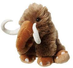 Super Soft Woolly Mammoth