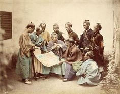 imperial aligned samurai from the satsuma domain during the boshin war 1860s