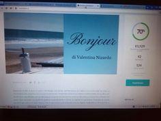 Il crowdfunding collegato a Bonjour ha raggiunto la percentuale di raccolta fondi del 70%!!! Siete stati assolutamente GRANDIOSI!!! Continuate così!!!
