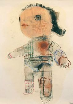 Luca Lanzi is a Spanish artist, living and working in Bologna. Marlene Dumas, Spanish Artists, Baby Hands, Realistic Drawings, Bologna, Art And Architecture, Collage Art, Art Ideas, Weird