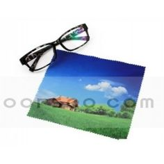 Fashion Printed Multicolor Microfiber Glasses Cleaning Cloth - EC1501052942