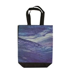Shopping Tote Bag Marble Purple Storage Travel Gym Beach Reusable by DesignsBySiena Etsy Virtual Closet, Marble, Reusable Tote Bags, Gym, Trending Outfits, Storage, Unique Jewelry, Beach, Handmade Gifts