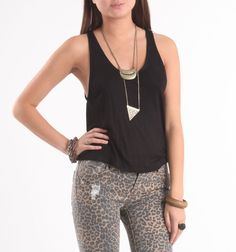 Great, simple tank in tons of bright colors!