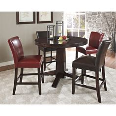 Found it at Wayfair - Hartford Counter Height Dining Table
