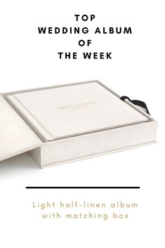 Top wedding album of the week: Bandy and Allison - Albums Remembered Wedding Album Layout, Wedding Album Design, Wedding Photo Albums, Wedding Book, Our Wedding, Wedding Photos, Wedding Decor, Dream Wedding, Wedding Ideas