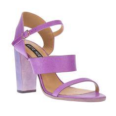 Next Spring! Lutz Huelle heeled sandal.