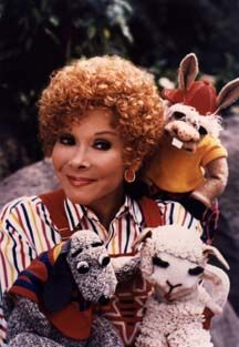 Shari Lewis  Iloved Lamb chop as a kid and took Sarah to see her at the Bloomsburg Fair