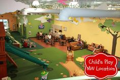 Child's Play | Indoor Playground