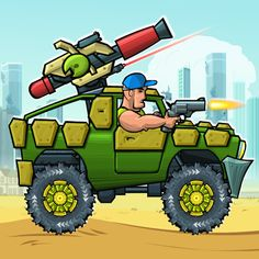 Mad Day  Truck Distance Game v1.1 Mod Apk Battle the oncoming Alien Invasion of Earth in this epic racer to rescue your beloved pet Octopus Fluffy and escape. Mad Day is a combination of an awesome racing and alien shooting game. Upgrade your Car Guns Arm