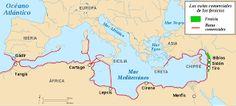 Los Fenicios : Historia Universal