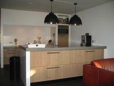 Keukeneiland met bar