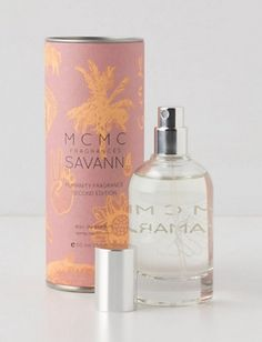 Savann MCMC Fragrance - never had a real perfume and I like the smell of this one