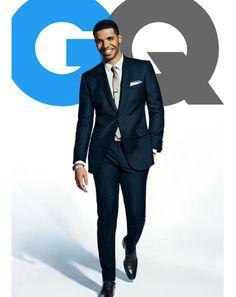 Drake in GQ