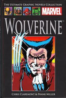 Mundo Literário da Cecy: Resenha #34 - Eu, Wolverine -