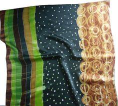 Blog da LuWa: Lenços de Seda