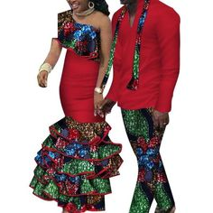 African Matching Clothing For Couple Man Woman Cotton Print Send Your – Afrinspiration Model Pictures, Model Photos, Traditional African Clothing, African Dashiki, Man Set, Matching Couples, Short Dresses, African Weddings, Clothes For Women